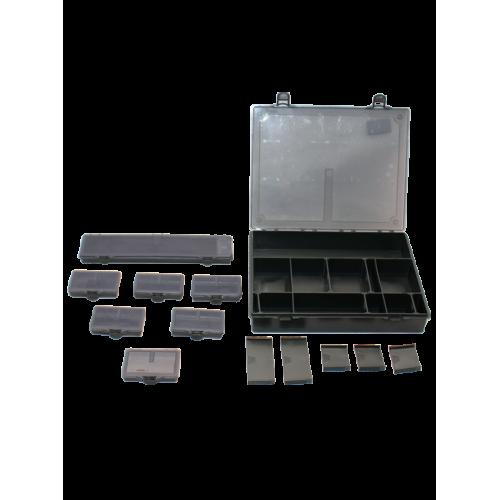 Коробка карповая Large Carp box-001, 37x30см