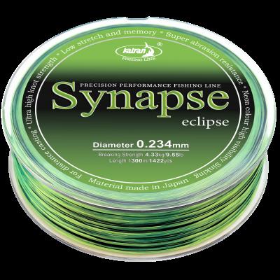 Леска Katran SYNAPSE ECLIPSE 0,286мм, 1000м