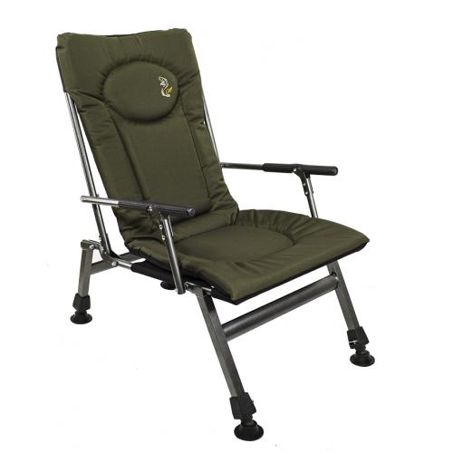 Кресло карповое M-Elektrostatyk F8R