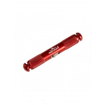 Инструмент ES для снятия оплетки Carp Line Striper красный
