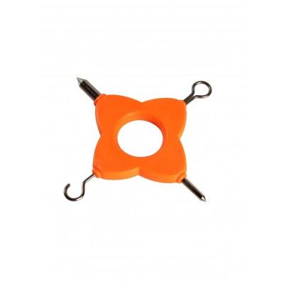 Инструмент для затягивния узлов NEEDLE 4in1 оранжевый