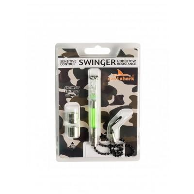 Свингер-75 EastShark зеленый