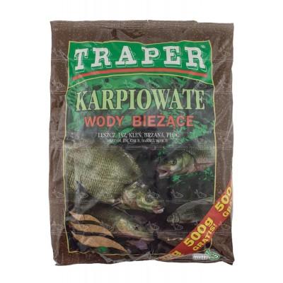 Прикормка Traper БАЗОВАЯ  2,5kg Река