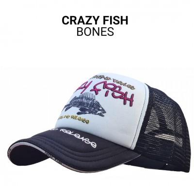 Кепка тракер Crazy Bones M универсальный размер