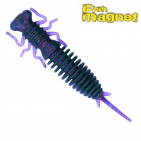 "Личинка стрекозы Fish Magnet LUCY 3.5"" #005"