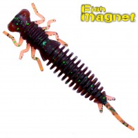 "Стрекоза Fish Magnet LUSY 2"" #101"