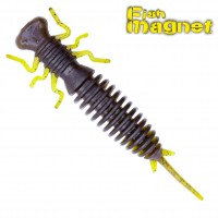 "Личинка стрекозы Fish Magnet LUCY 3.5"" #103"