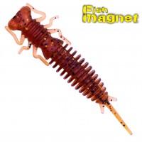 "Личинка стрекозы Fish Magnet LUCY 3.5"" #105"