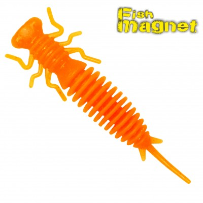 "Личинка стрекозы Fish Magnet LUCY 3.5"" #129"