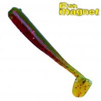"""Виброхвост Fish Magnet MALEK 1.3"""" #001"""