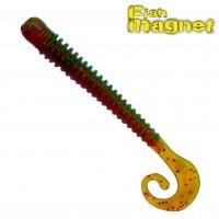 "Твистер Fish Magnet MICRON 2"" #001"
