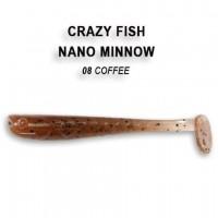"Nano minnow 1.6"" 6-40-8-5"