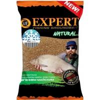 Прикормка EXPERT Natural Холодная вода Bream Bloodworm (Лещ Мотыль) 800г