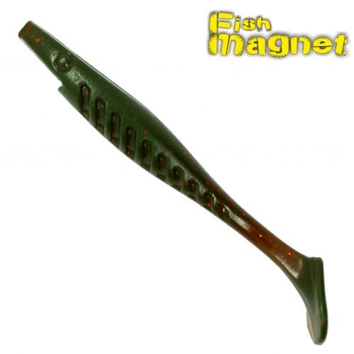 Виброхвост Fish Magnet PUMBAA 4.3″ #001