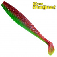 """Виброхвост Fish Magnet SELEDETS 5.5"""" #215"""