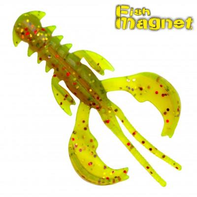 """ВиброхвостFish Magnet SHREDER 1.6"""" #002"""