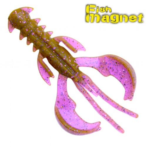 """Виброхвост Fish Magnet SHREDER 1.6"""" #003"""
