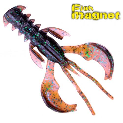 Виброхвост Fish Magnet  SHREDER 1.6″ #101