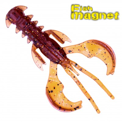 "Рачок Fish Magnet SHREDER 2.4"" #105"