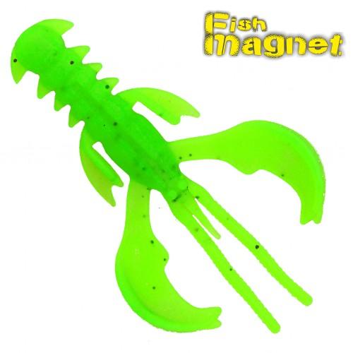 "Рачок Fish Magnet SHREDER 2.4"" #125"