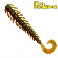 "Виброхвост Fish Magnet SKOLOPENDRA 3.5"" #001"