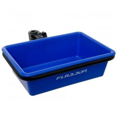Ёмкость для прикормки Flagman 33.5*26.5см коннектор 25/30