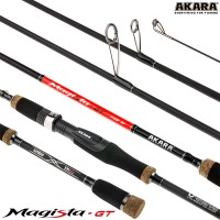 Спиннинг Akara Magista GT 822L (2,5-11) 2,48 м