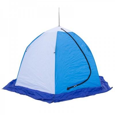 Палатка зимняя СТЭК ELITE 2-местная, дышащая