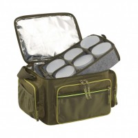 Термо-сумка Aquatic С-44Х с банками 18 шт. (цвет: хаки, размер: 32х23х27 см.)