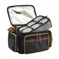 Термо-сумка Aquatic С-44С с банками 18 шт. (цвет: синий, размер: 32х23х27 см.)
