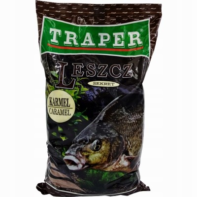 Прикормка Traper SEKRET 1kg Лещ карамель